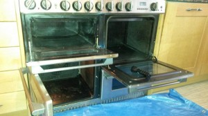 Fantastic oven cleaning service in Doncaster