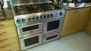 Shiny new oven cleaing Doncaster